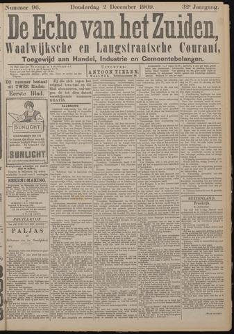 Echo van het Zuiden 1909-12-02