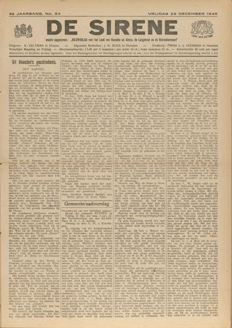 De Sirene 1945-12-28