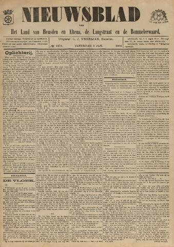 Nieuwsblad het land van Heusden en Altena de Langstraat en de Bommelerwaard 1903-01-03