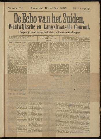 Echo van het Zuiden 1895-10-03
