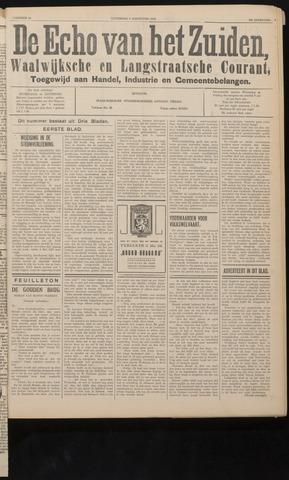 Echo van het Zuiden 1936-08-08