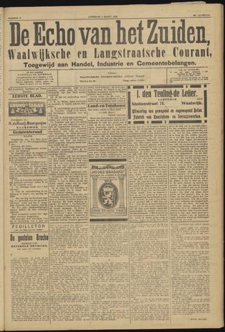 Echo van het Zuiden 1923-03-03