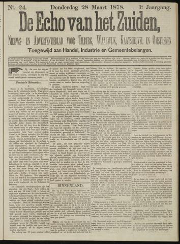 Echo van het Zuiden 1878-03-28