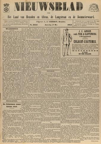 Nieuwsblad het land van Heusden en Altena de Langstraat en de Bommelerwaard 1913-05-03