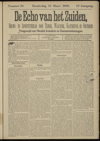 Echo van het Zuiden 1888-03-15