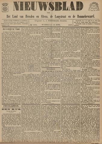 Nieuwsblad het land van Heusden en Altena de Langstraat en de Bommelerwaard 1897-06-16