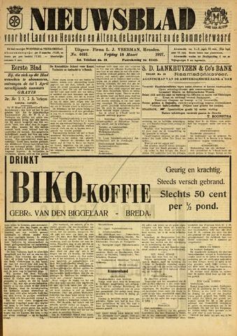 Nieuwsblad het land van Heusden en Altena de Langstraat en de Bommelerwaard 1927-03-18