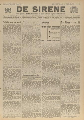 De Sirene 1946-02-21