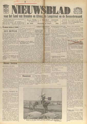 Nieuwsblad het land van Heusden en Altena de Langstraat en de Bommelerwaard 1941-03-12