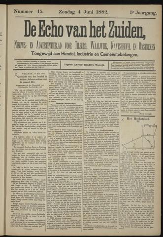 Echo van het Zuiden 1882-06-04