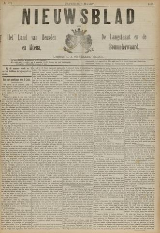 Nieuwsblad het land van Heusden en Altena de Langstraat en de Bommelerwaard 1891-03-07