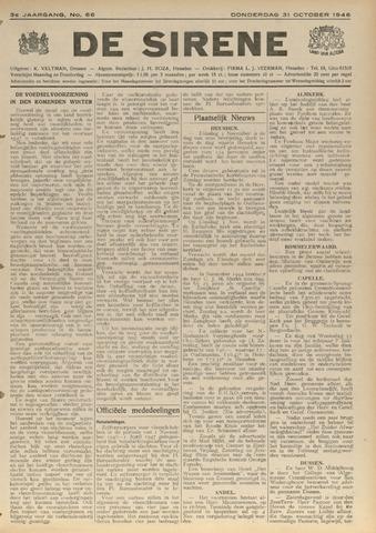 De Sirene 1946-10-31