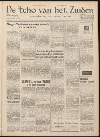 Echo van het Zuiden 1965-01-29