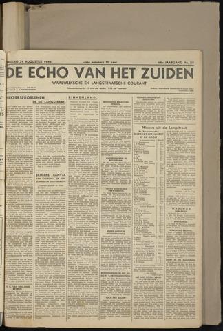 Echo van het Zuiden 1945-08-24