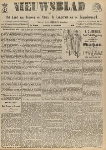 Nieuwsblad het land van Heusden en Altena de Langstraat en de Bommelerwaard 1913-11-08