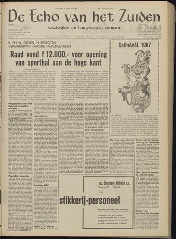 Echo van het Zuiden 1967-02-06