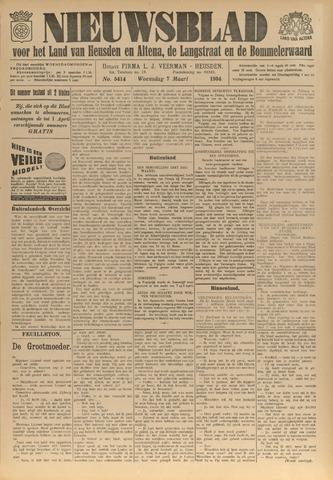 Nieuwsblad het land van Heusden en Altena de Langstraat en de Bommelerwaard 1934-03-07