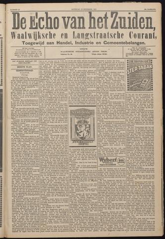 Echo van het Zuiden 1925-11-28