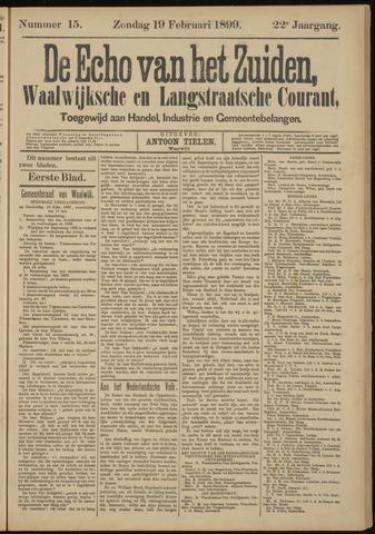 Echo van het Zuiden 1899-02-19