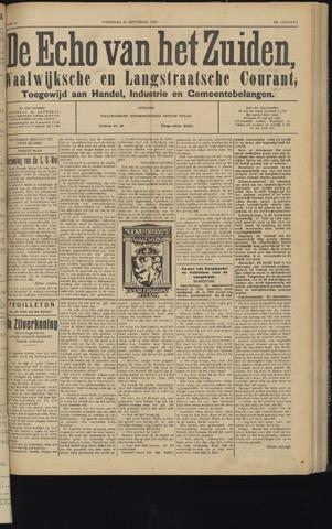 Echo van het Zuiden 1931-09-23