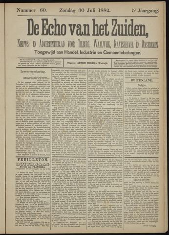 Echo van het Zuiden 1882-07-30