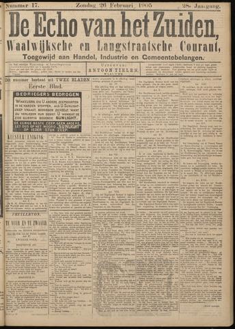 Echo van het Zuiden 1905-02-26