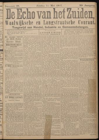 Echo van het Zuiden 1907-05-12