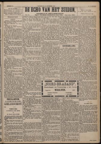 Echo van het Zuiden 1918-11-28