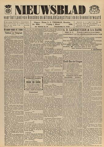 Nieuwsblad het land van Heusden en Altena de Langstraat en de Bommelerwaard 1929-03-01