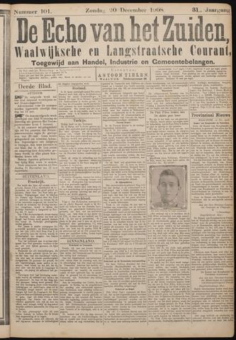 Echo van het Zuiden 1908-12-20