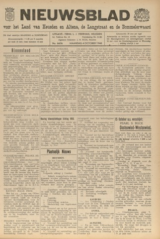 Nieuwsblad het land van Heusden en Altena de Langstraat en de Bommelerwaard 1948-10-04
