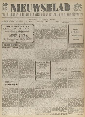 Nieuwsblad het land van Heusden en Altena de Langstraat en de Bommelerwaard 1920-07-31