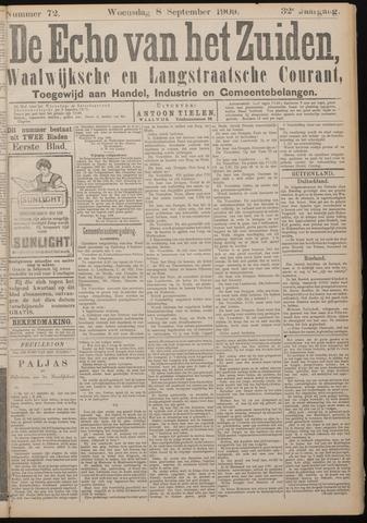 Echo van het Zuiden 1909-09-09