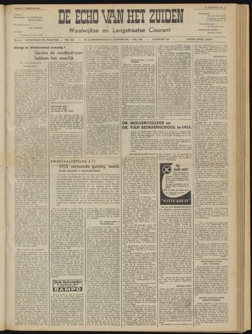 Echo van het Zuiden 1954-02-19