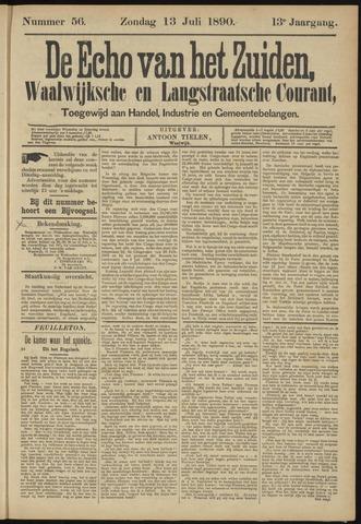 Echo van het Zuiden 1890-07-13