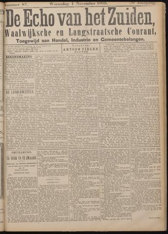 Echo van het Zuiden 1905-11-02