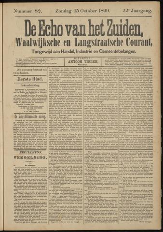 Echo van het Zuiden 1899-10-15
