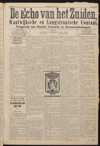 Echo van het Zuiden 1925-07-22