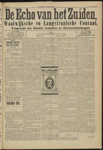 Echo van het Zuiden 1923-08-29