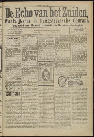Echo van het Zuiden 1924-04-26