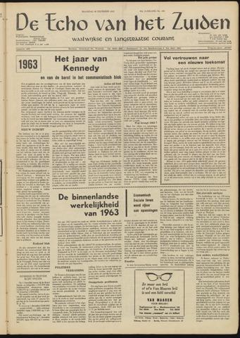 Echo van het Zuiden 1963-12-30