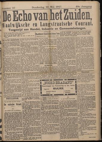Echo van het Zuiden 1917-05-10