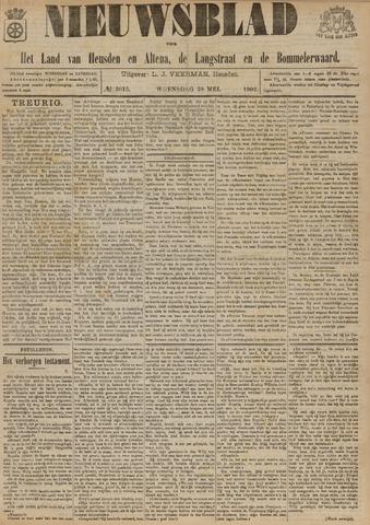 Nieuwsblad het land van Heusden en Altena de Langstraat en de Bommelerwaard 1902-05-28