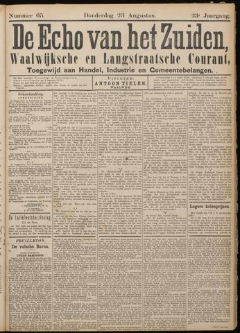 Echo van het Zuiden 1900-08-23