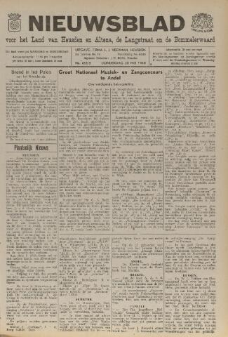 Nieuwsblad het land van Heusden en Altena de Langstraat en de Bommelerwaard 1948-05-20