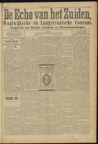 Echo van het Zuiden 1923-06-06