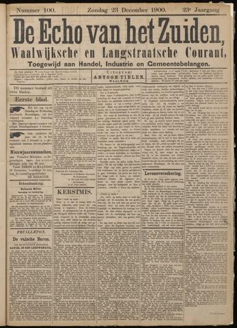 Echo van het Zuiden 1900-12-23