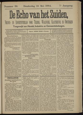 Echo van het Zuiden 1884-05-15