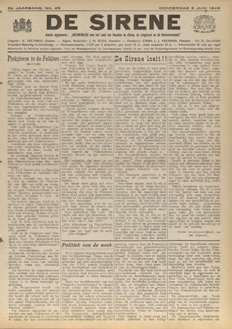 De Sirene 1946-06-06