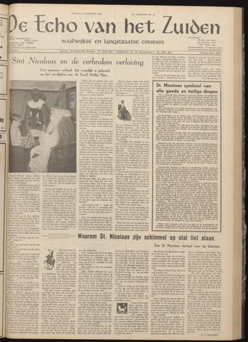 Echo van het Zuiden 1962-11-30